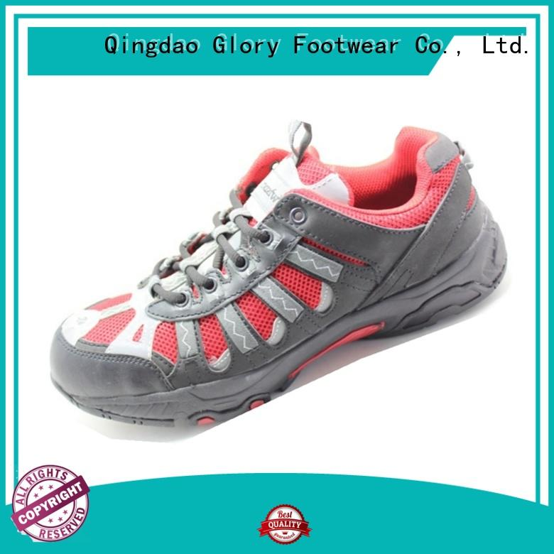 Glory Footwear working steel toe shoes for women in different color for winter day