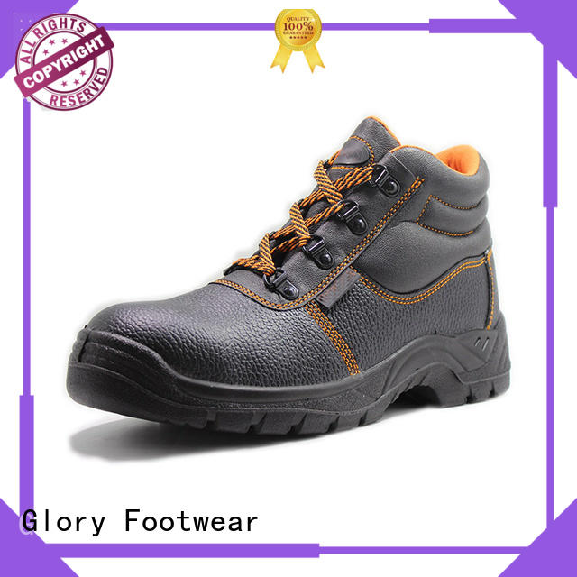 Glory Footwear antislip best safety shoes with good price for business travel