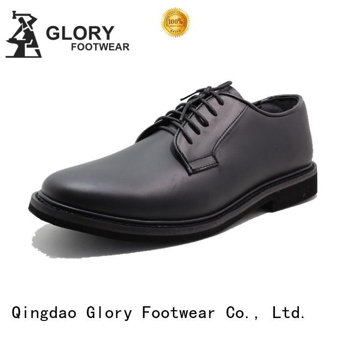 Glory Footwear high cut light work boots customization