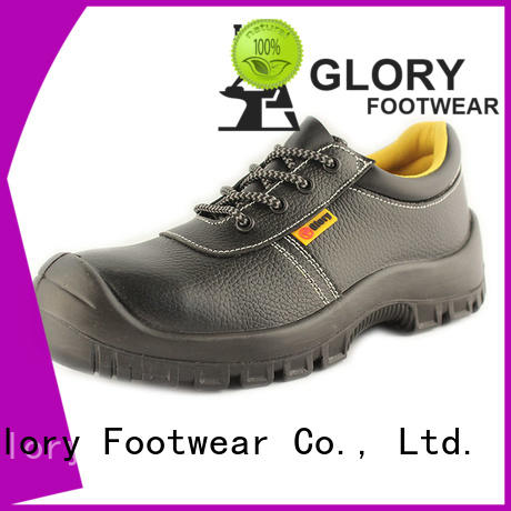 Glory Footwear new-arrival sports safety shoes in different color