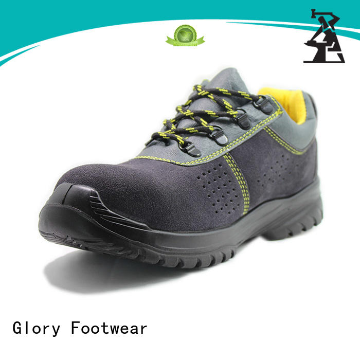 Glory Footwear new-arrival hiking safety boots customization for shopping