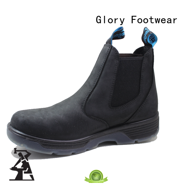 Glory Footwear fashion construction work boots free design for shopping