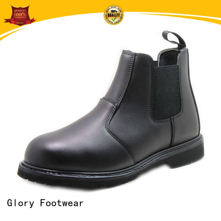 Glory Footwear high end low cut work boots customization for party