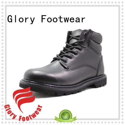 Glory Footwear waterproof work shoes with good price for business travel