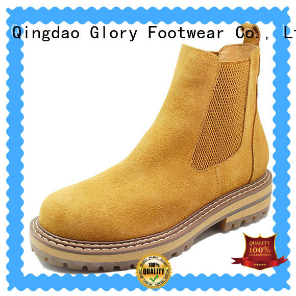 Glory Footwear short boots for women factory price for winter day